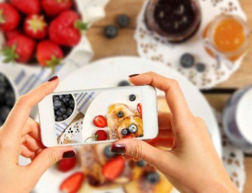 La comunicazione food nell'era digitale. REPORT