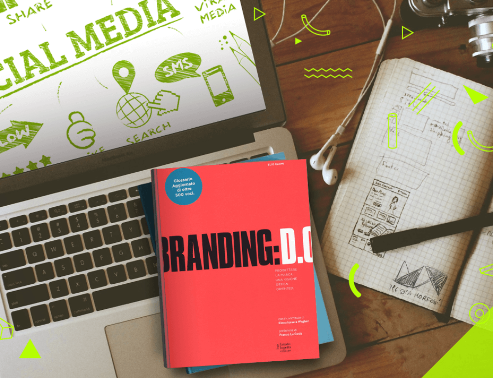 Branding Design Oriented: Elio Carmi ci spiega l'importanza di un approccio strategico alla marca.